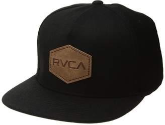 RVCA Commonwealth Deluxe Caps