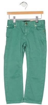 Mini Rodini Boys' Five Pocket Pants w/ Tags