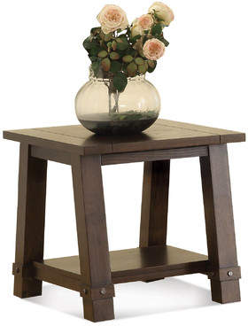 Millwood Pines Vanleuven End Table