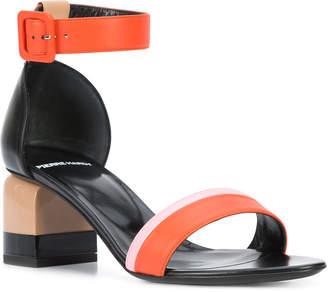 Pierre Hardy Sweet memphis block heel sandals
