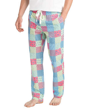 Vineyard Vines Patchwork Lounge Pants