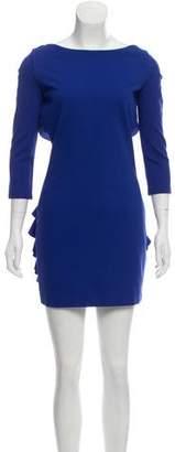 DSQUARED2 Open Back Mini Dress