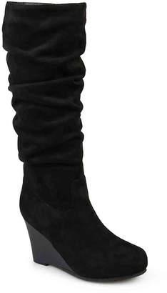 Journee Collection Haze Wedge Boot - Women's