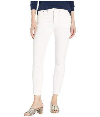 Frye Veronica Cropped Skinny Jeans in Winter White
