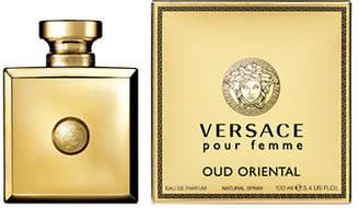 Versace Oud Oriental 100 ml Eau de Parfum spray for Ladies