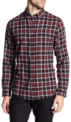 Slate & Stone Button-Down Slim Fit Collared Shirt