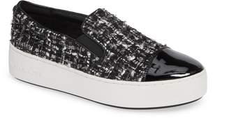 MICHAEL Michael Kors Tia Slip-On Platform Sneaker