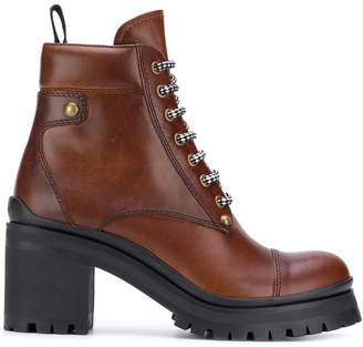 3b77a3feba7 Heeled Hiking Boots - ShopStyle UK