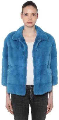 Simonetta Ravizza Gigliola Mink Fur Jacket