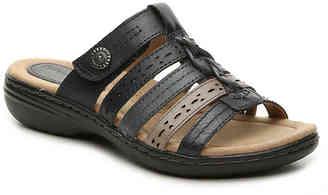Women's Kaitlyn Slide Sandal -Black $89 thestylecure.com