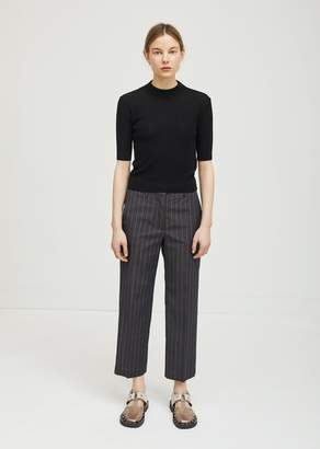 Ter Et Bantine Striped Wool Trousers
