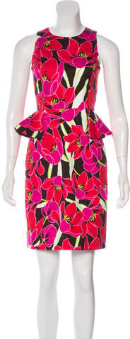 Kate Spade Kate Spade New York Tulip Peplum Dress w/ Tags