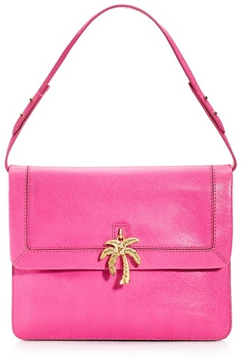 Juicy Couture Leni Charm Shoulder Bag