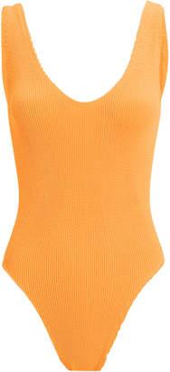 Bond Eye Mara Tangerine One Piece Swimsuit