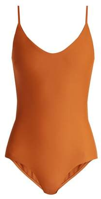 Matteau - The Scoop Swimsuit - Womens - Orange