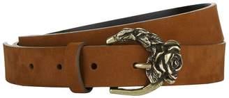 Sandro Rose Buckle Belt