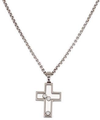 ChopardChopard Happy Diamond Cross Pendant Necklace