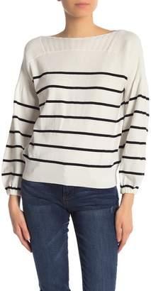 Lucky Brand Stripe Pullover