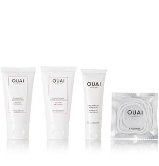 Ouai Haircare - Repair Kit - Colorless $25 thestylecure.com