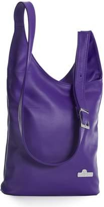 01064b18902c LIATALIA Womens Genuine Soft Italian Leather Long Shoulder Strap Cross Body  Hobo Bag - KALEY