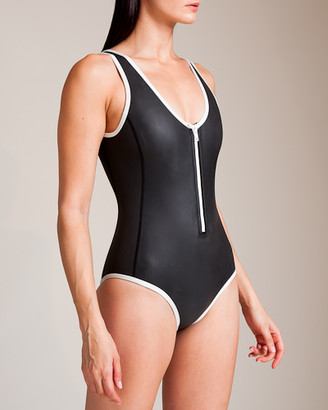 Duskii Swimwear Sicily Scoop Neck Swimsuit