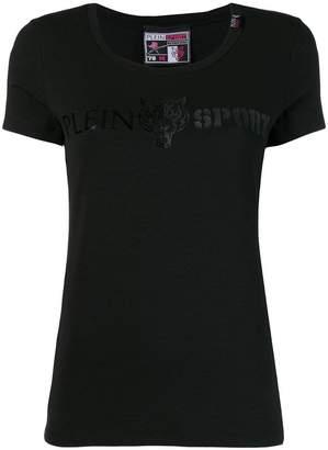 Equipment Plein Sport logo print T-shirt