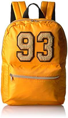 T-Shirt & Jeans Nylon Back Pack with 93 Patch