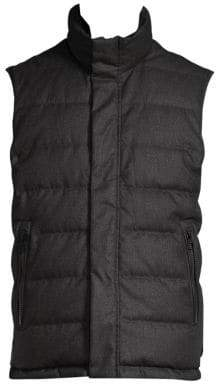 Tumi Reversible Down-Filled Vest
