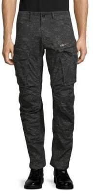 G Star Rovic 3D-Print Cargo Pants