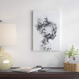 East Urban Home 'Dissolve Me' Graphic Art Print