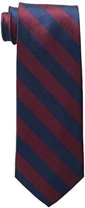 Piattelli Bruno Men's Club Stripe Silk Tie