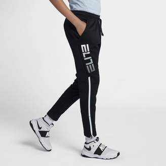 Nike Dri-FIT Elite Big Kids' (Girls') Basketball Pants