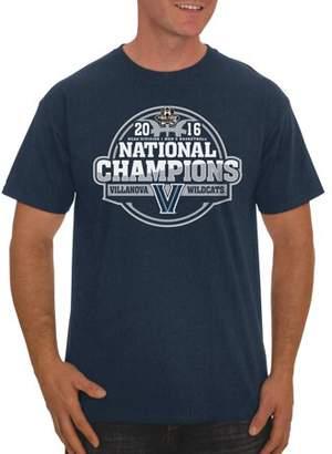 NCAA Men's Villanova Wildcats 2016 Men's Basketball Champions T-shirt