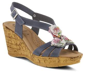 Spring Step Teomina Cork Heel Sandal