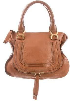 Chloé Leather Marcie Bag