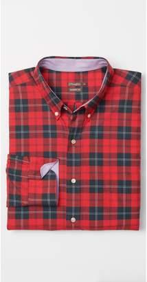 J.Mclaughlin Westend Modern Fit Shirt in Tattersall Check