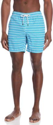 Mr.Swim Mr. Swim Zipper Swim Trunks