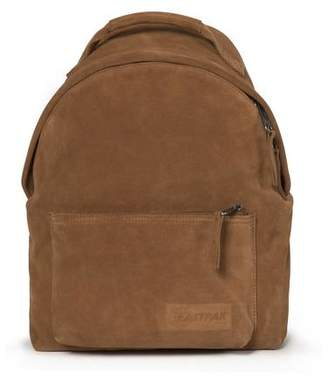 Eastpak Orbit Sleek'r Suede Rust Backpack