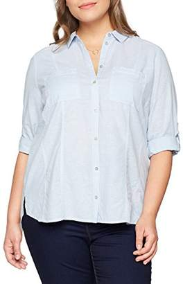 Via Appia Bluse Hemdkragen Arm Women's Blouse