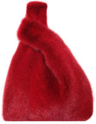 Simonetta Ravizza Furrissima Mink Fur Bag