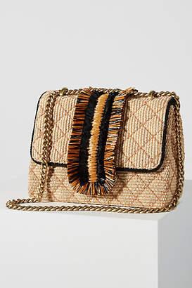 ViaMail Carissa Fringed Crossbody Bag