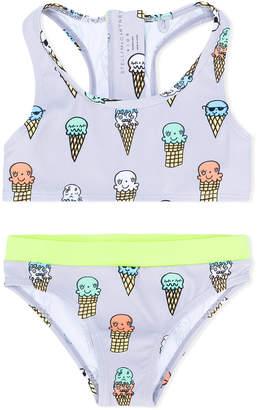 Stella McCartney ice cream print bikini