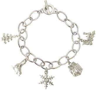 Catherine Galasso Christmas Blessings Charm Bracelet