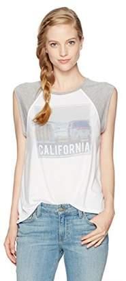 Rip Curl Women's California Life Muscle Te Top