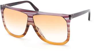 Loewe Gradient Square Acetate Sunglasses