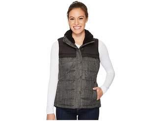 Woolrich Bitter Chill Wool Loft Vest Women's Vest