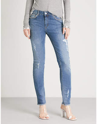 Zadig & Voltaire Eva stretch-denim jeans