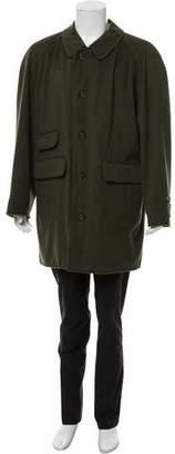 Loro Piana Reversible Wool Coat w/ Tags
