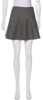Ulla Johnson Wool Mini Skirt
