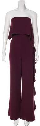 Alexis High-Rise Wide-Leg Jumpsuit